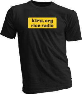ktru logo t-shirt