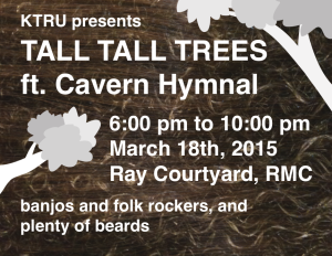 Tall Tall Trees featuring Cavern Hymnal