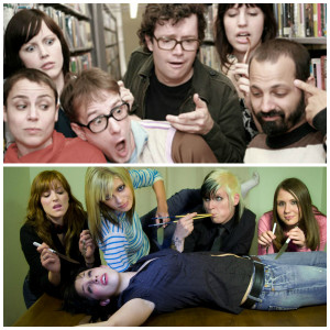 "Interviews with ""The Rentals"" & ""Sick of Sarah"" on the Revelry Report"