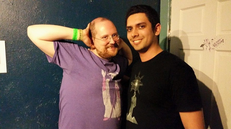 Dan Deacon Interview on The Revelry Report!
