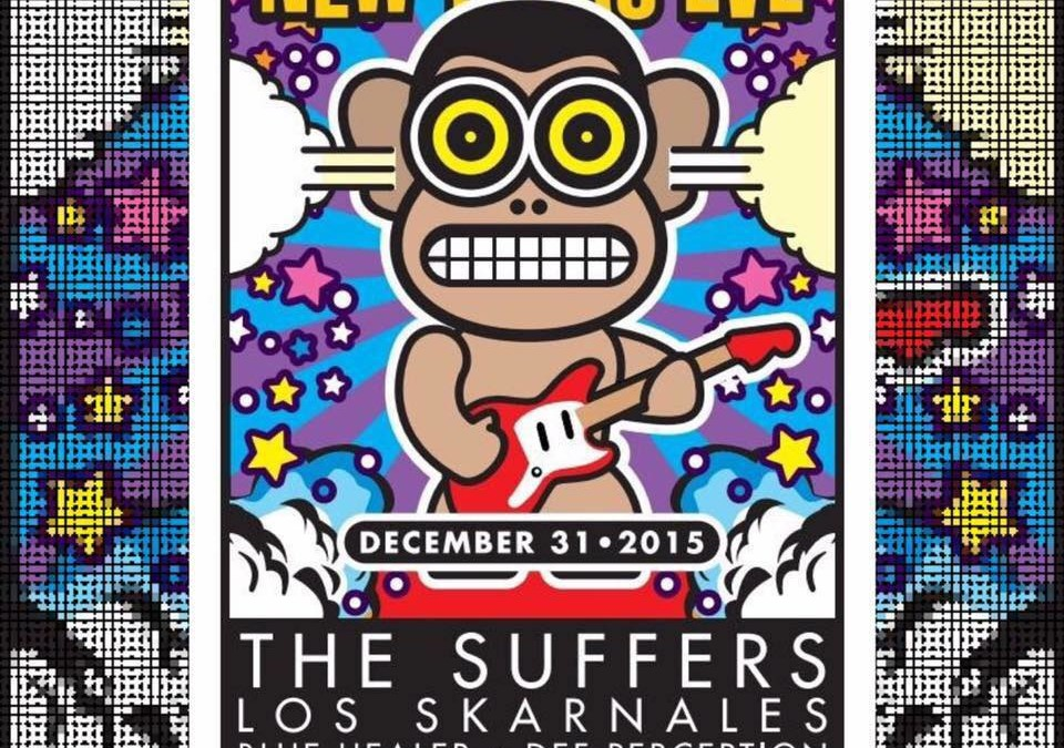 The Suffers NYE Giveaway! Def Perception DJ Baby Roo In-Studio