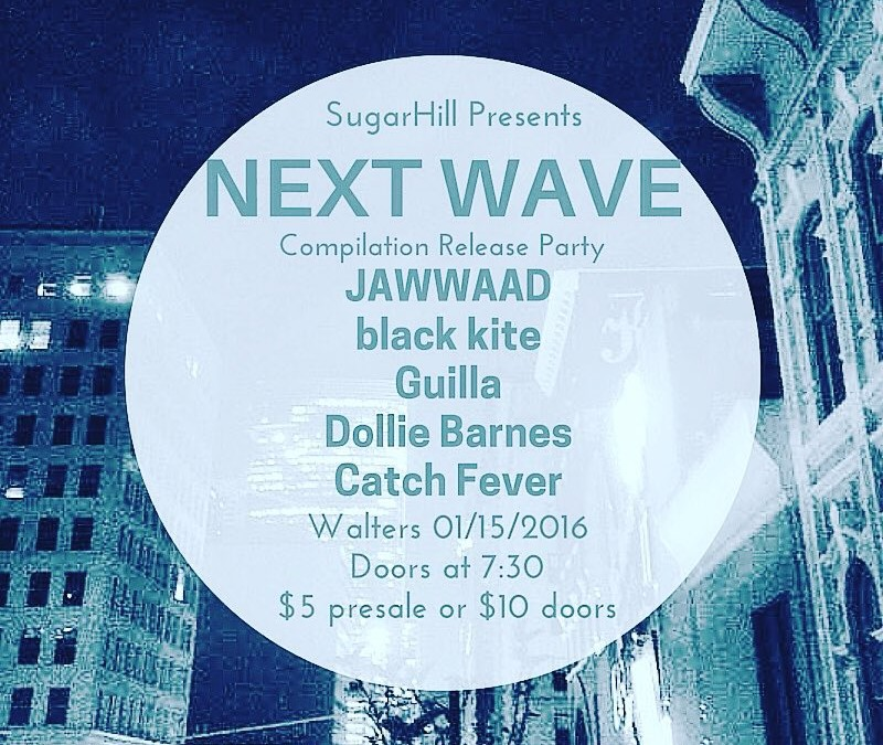 "Support Local Music / Tune in for ""Next Wave"" Preview"