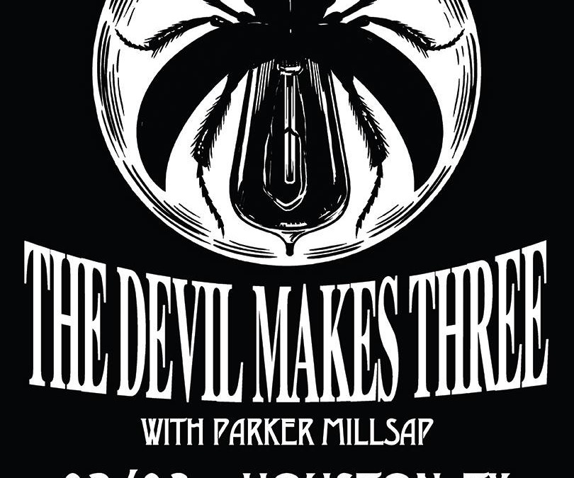 The Devil Makes Three Ticket Giveaway &Reel Big Fish Interview