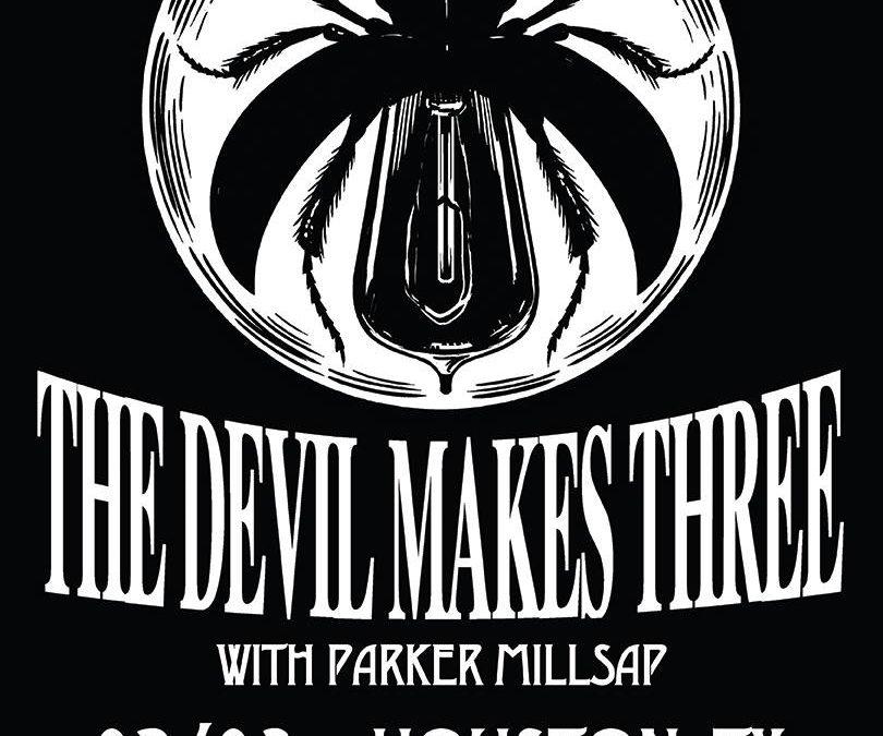 The Devil Makes Three Ticket Giveaway &Reel Big Fish Interview