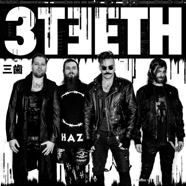 "3Teeth Interview Tues. Jan. 19 on ""The Revelry Report"" !"