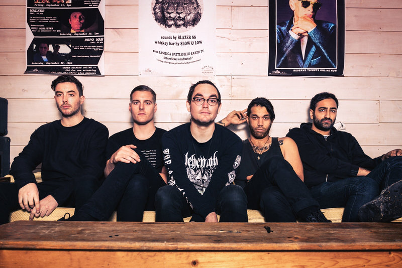 Deafheaven Interview on The Revelry Report