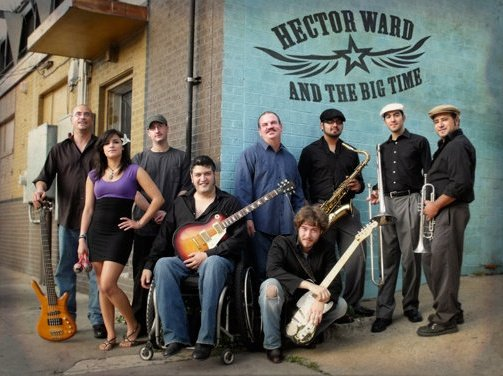 """Hector Ward & The Big Time"" Interview"