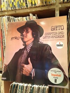 KTRU Sunday Jazz 4/3: RIP GATO BARBIERI