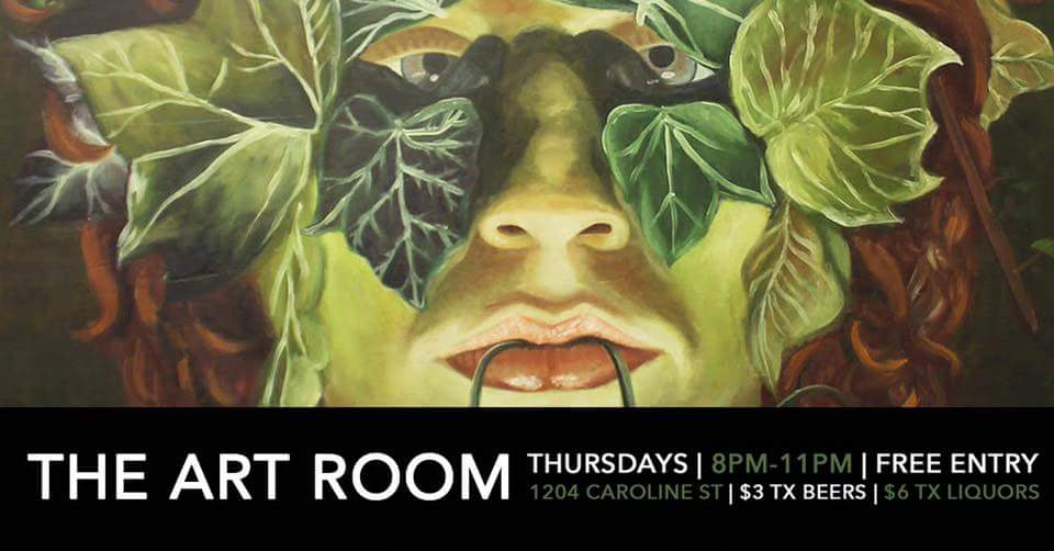 Houston Art Show: The Art Room Preview (August 2, 5-7 PM)