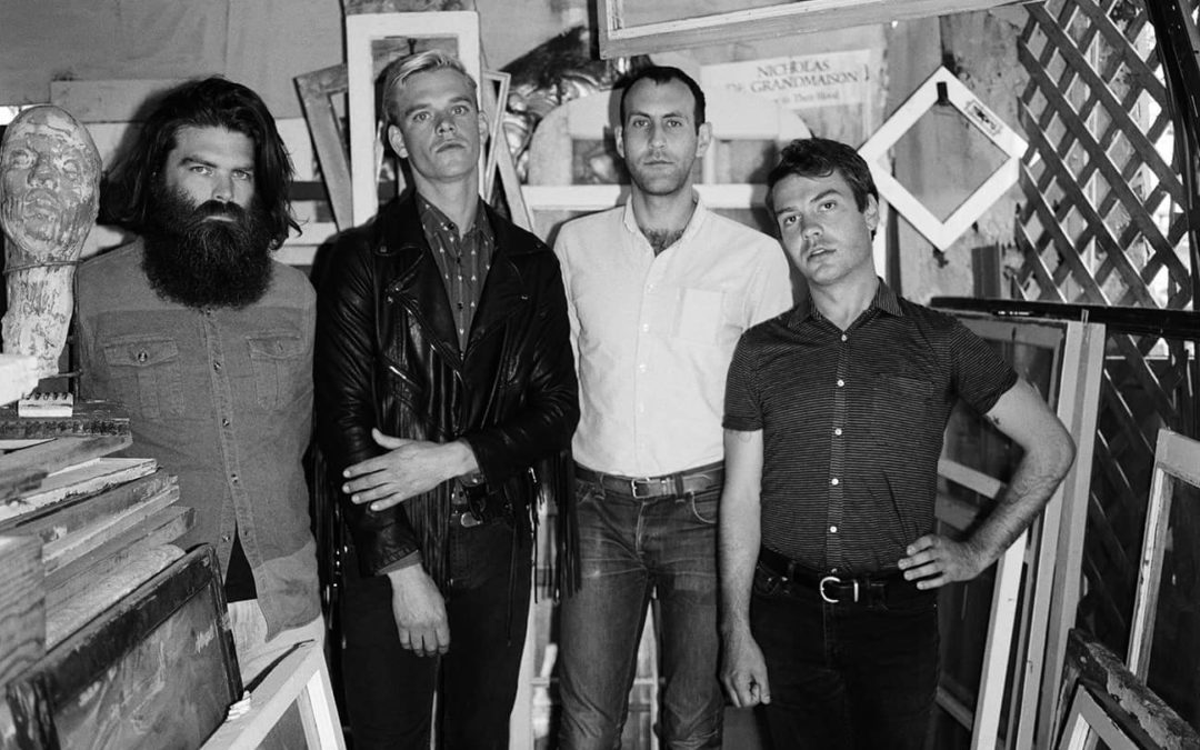 Preoccupations Interview/Colin Lake In-Studio (Aug. 18, 12-2 PM)