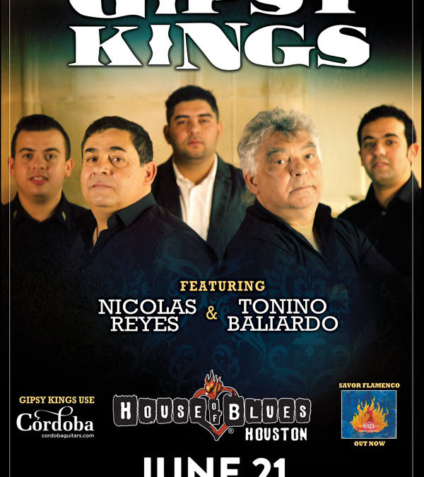 Giveaways Galore for THE GIPSY KINGS!!