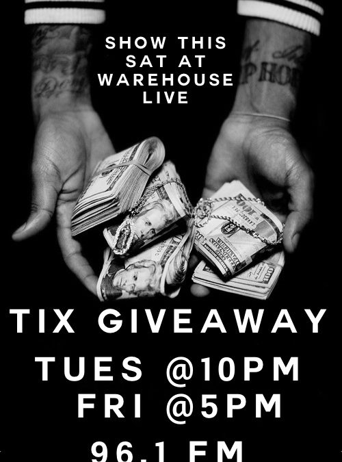 Dom Kennedy giveaway